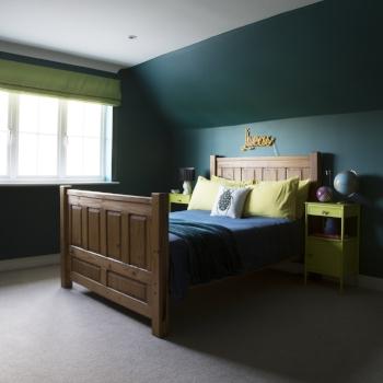 A Smartstyle Design Journey - A Tweenagers Room in Tunbridge Wells