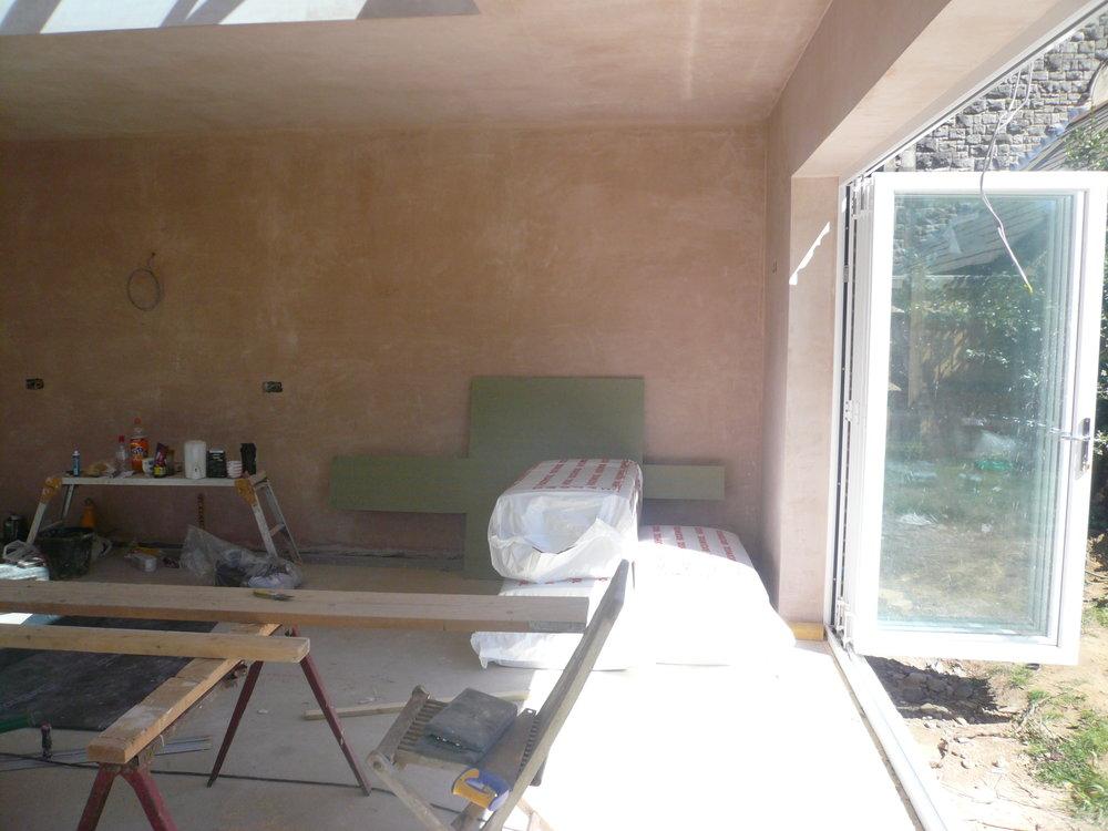 Building site Sevenoaks. Smartstyle Interiors