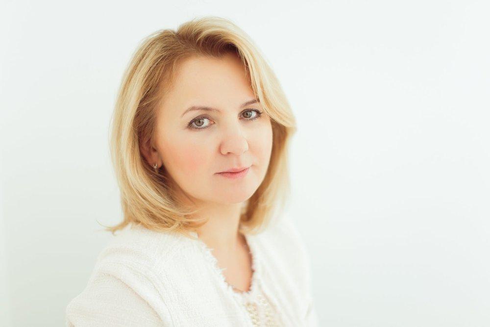 Ирина Леонидовна СКРИПНИК, основатель клиники ИриС-денТ, врач-ортодонт