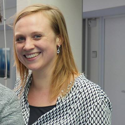 Marloes van Kats - Nudge ambassador for Rotterdam