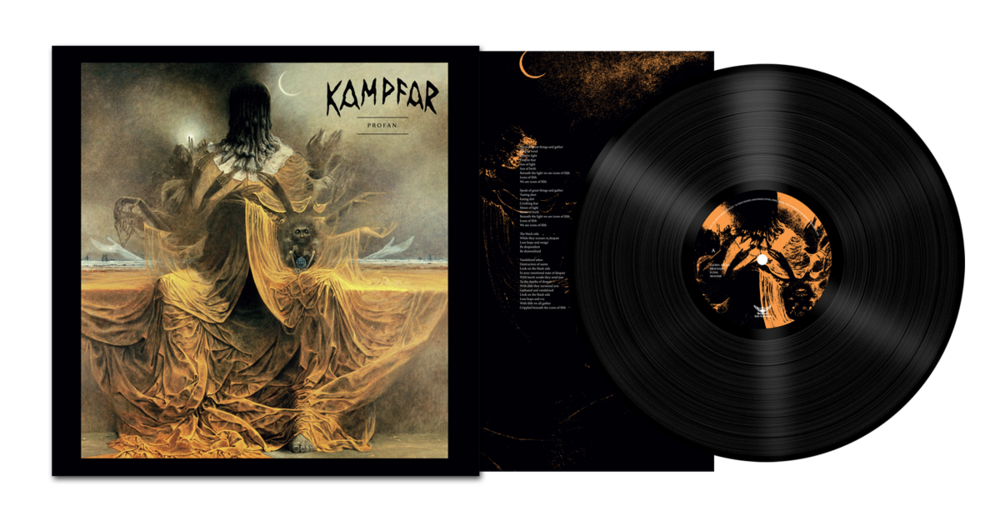 """Profan"" Vinyl"