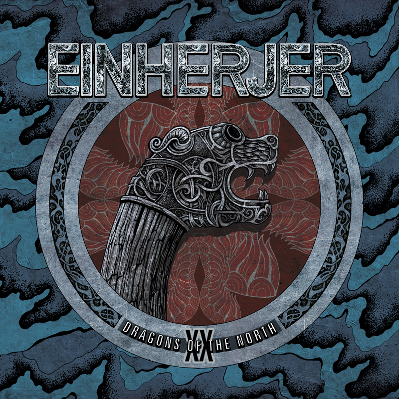 "EINHERJER - ""DRAGONS OF THE NORTH XX"" OUT ON NOVEMBER 25!"
