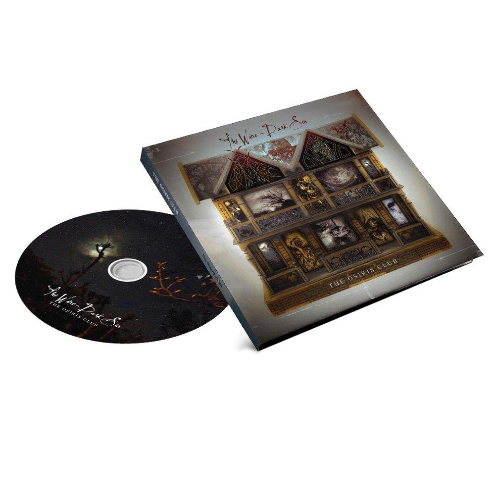 The Wine-Dark Seas CD | € 12.99