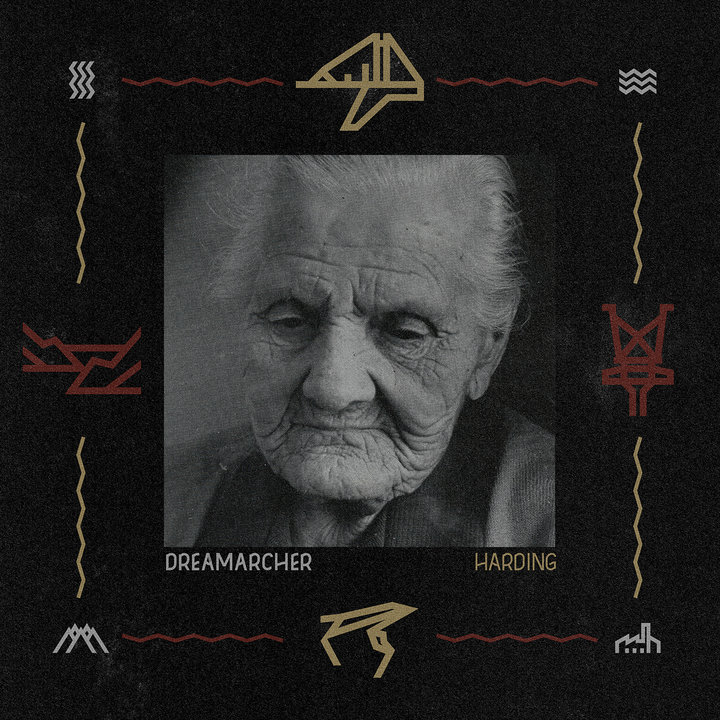 "DREAMARCHER - ""HARDING"" EP COMING MARCH 9"