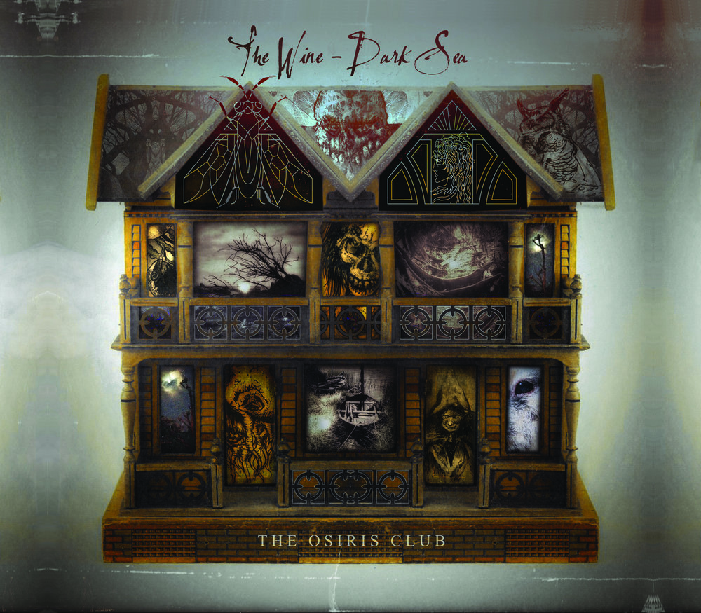 The Osiris Club - 'The Wine-Dark Sea' out now!