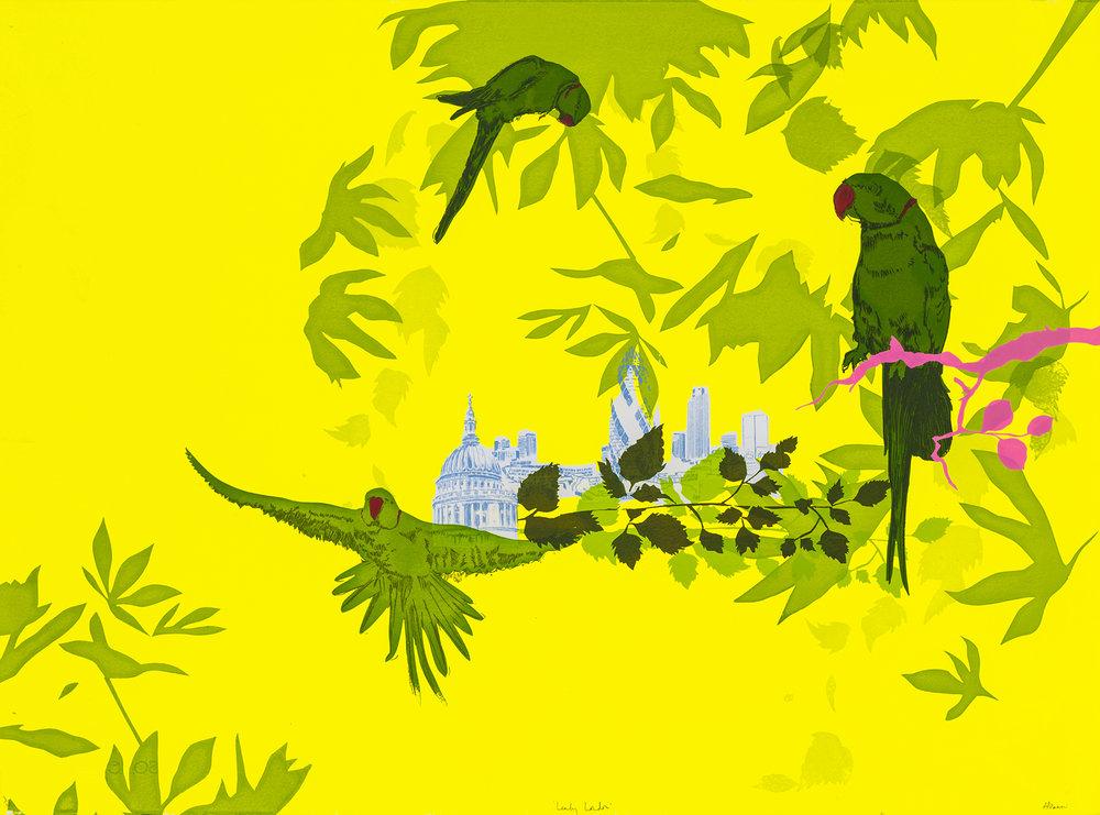 Leafy London Small