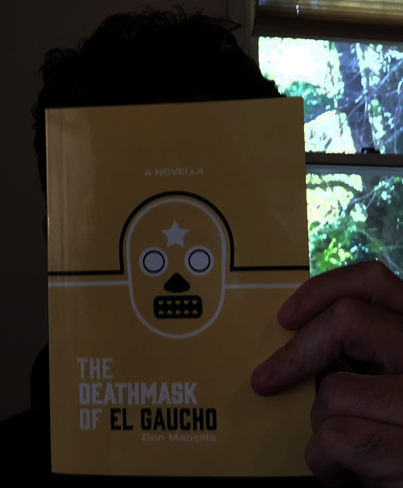 Buy the book and you too can be a luchador.