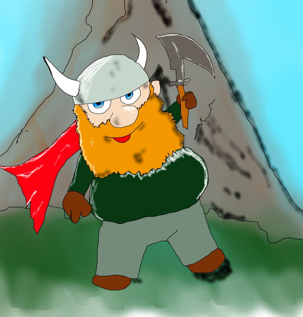 This is Dorfmund. He's excited too.