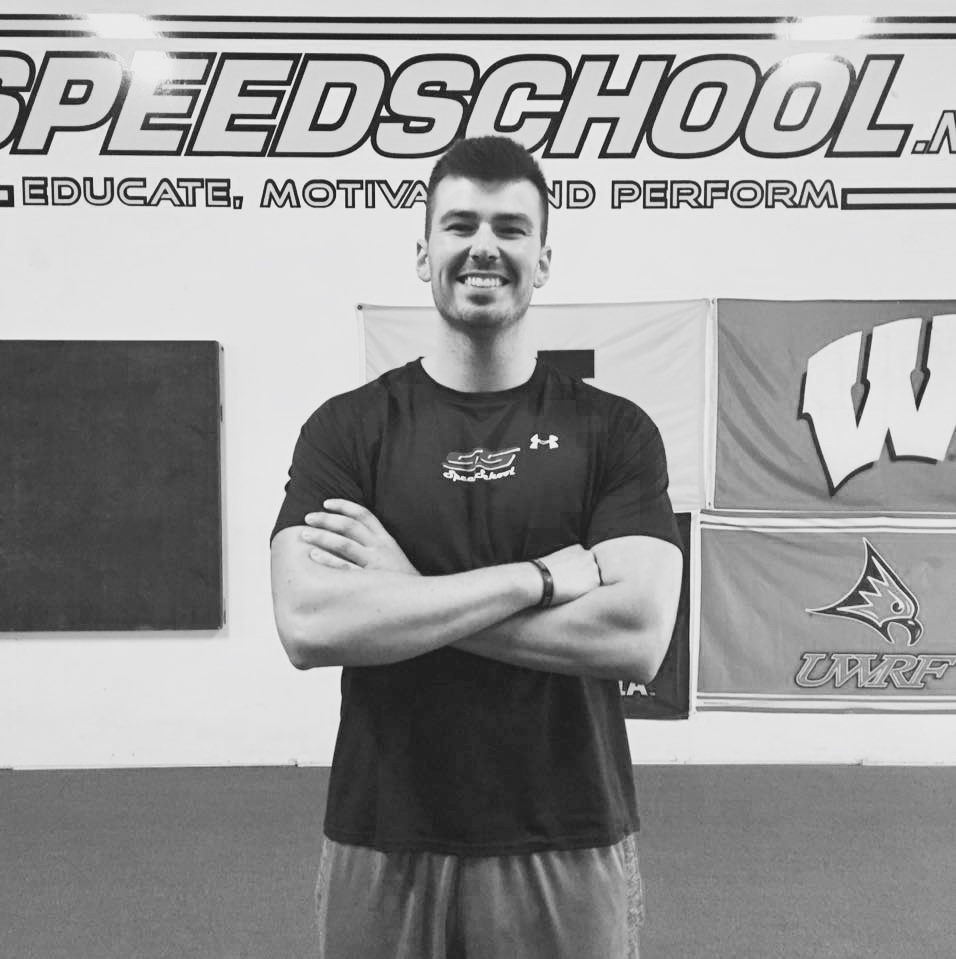 Coach Trevor Gillum - THE SPEED SCHOOL'S Director of Performance