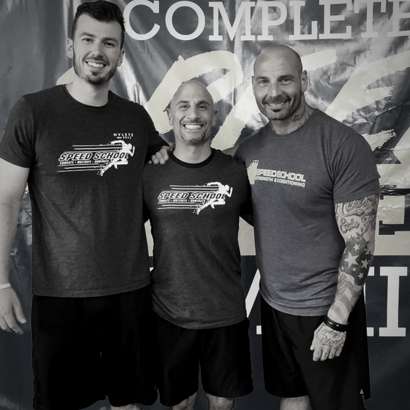 MEET THE COACHES - All of our Coaches are experienced with training adults & kids. THEY have COMBINED certifications in Strength & Conditioning, Functional Fitness, Personal Training & Nutrition.