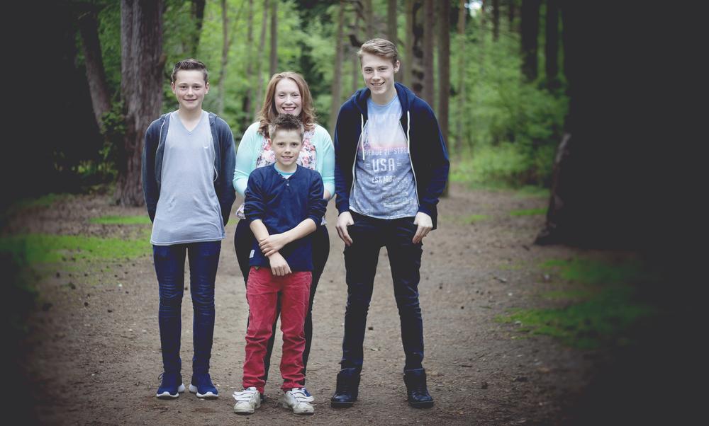 Esther Wild Sandringham Family Photo Session 2015