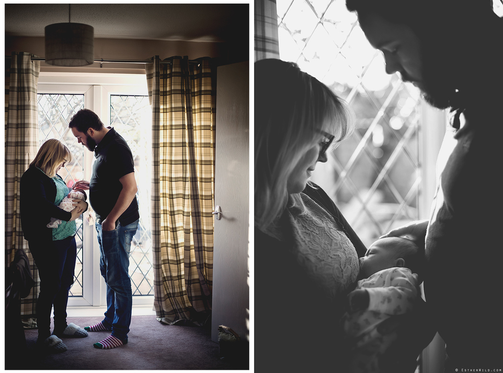 © Esther Wild Photographer. Newborn Baby Family Photography Kings Lynn, Norfolk. Cambridge
