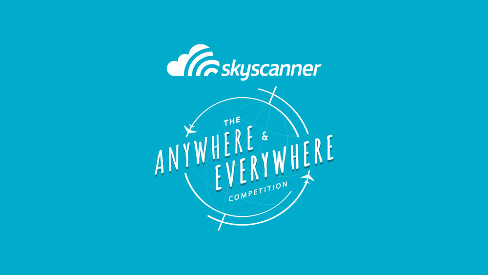 Skyscanner Header
