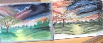 Some of our pastel pictures