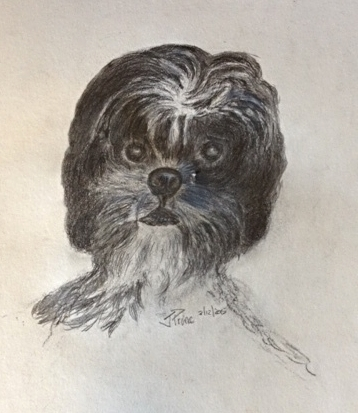 John's portrait of Winston