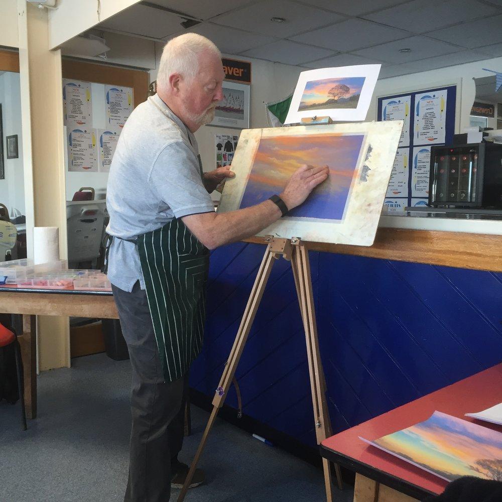 Ian painting 1.JPG