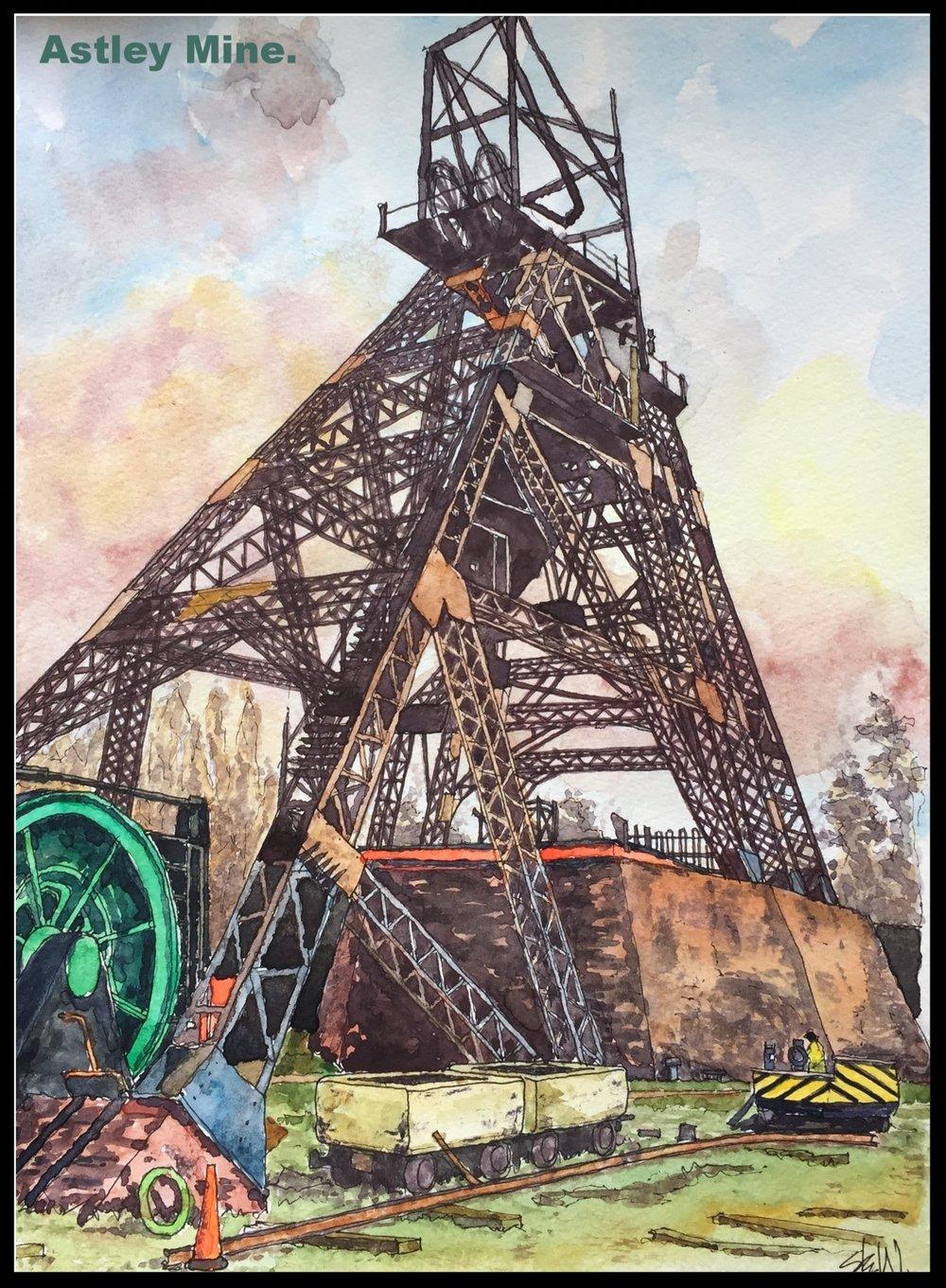 Astley Mine.
