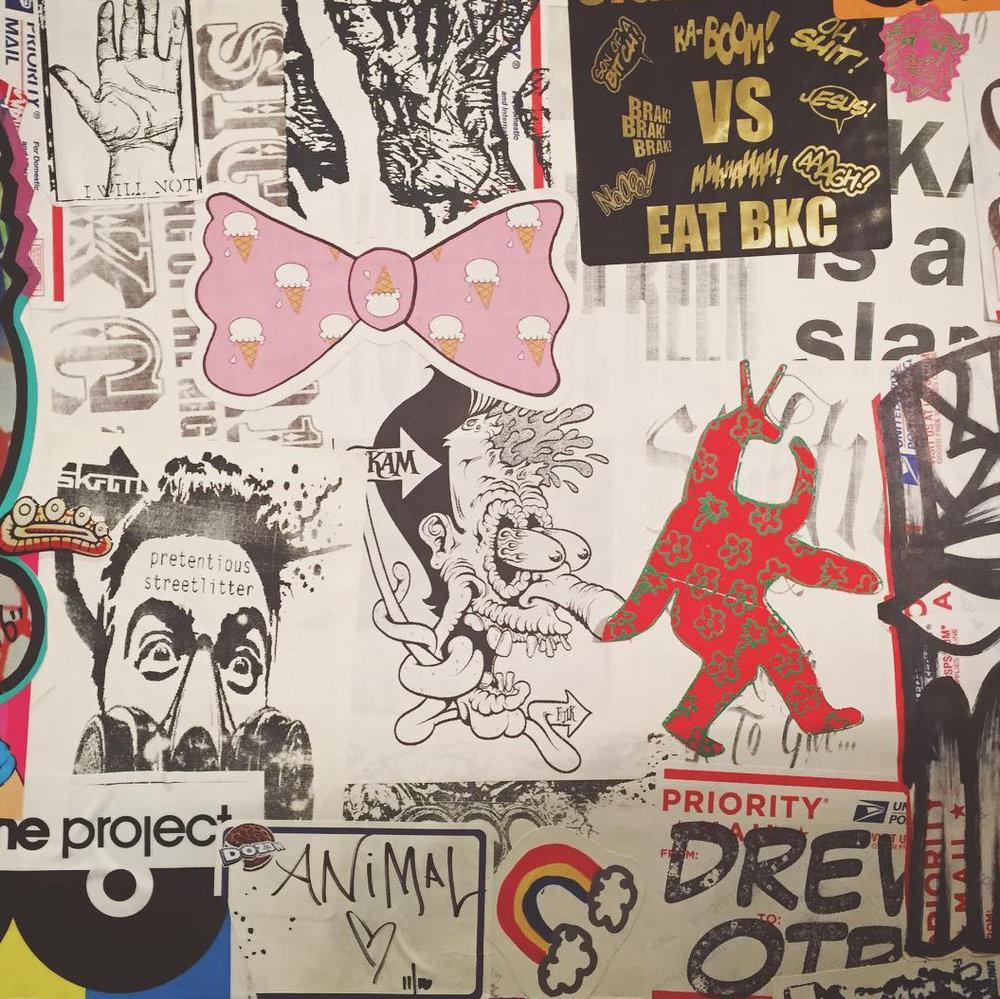 DC Street Sticker Expo