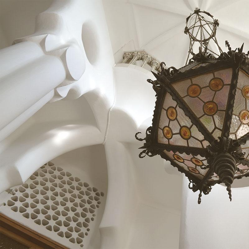 Torre Bellesguard - Antoni Gaudí 1900-1909