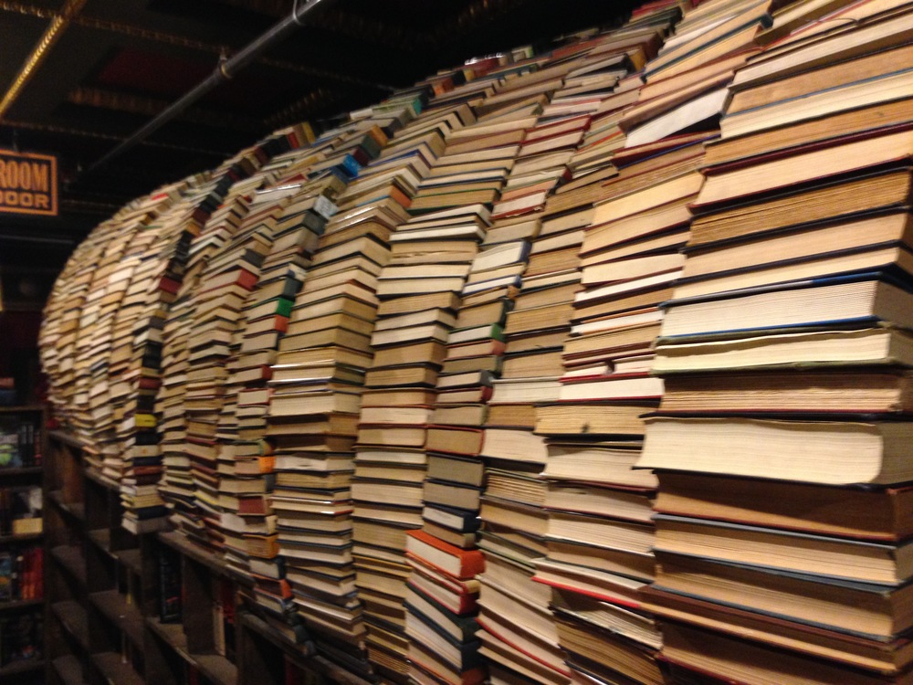 The Last Bookstore, Los Angeles