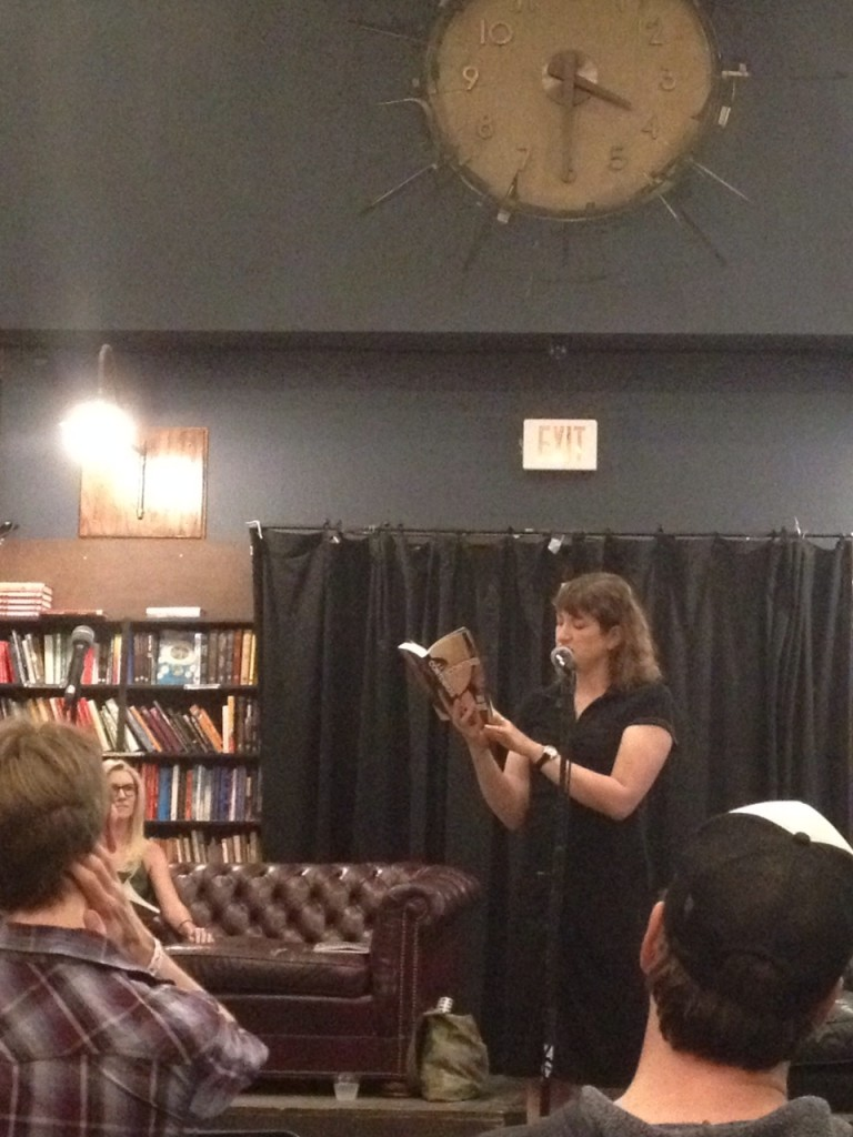 Erika Krouse The Last Bookstore Los Angeles
