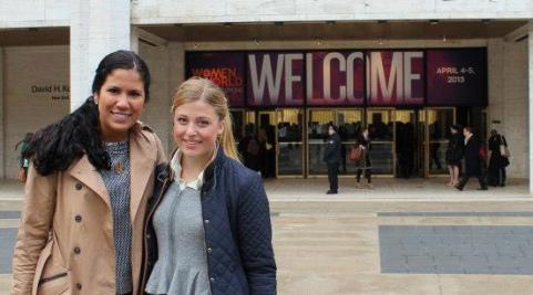 Alana and Ava- GUWIL founders