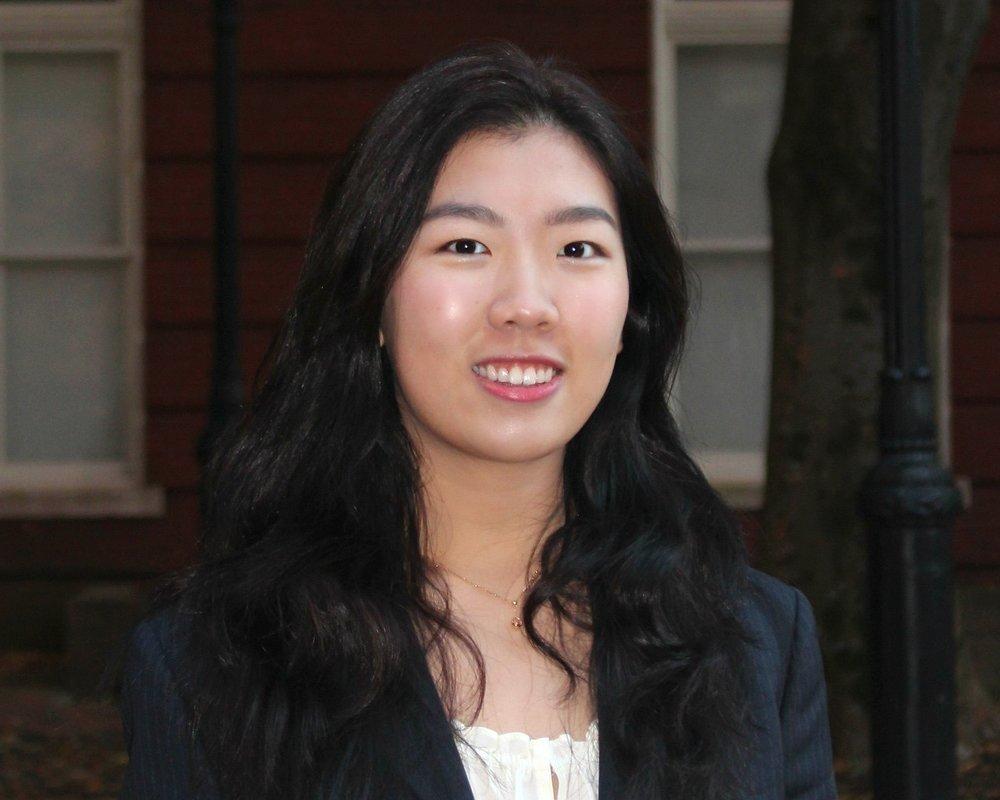Letitia Wu - Technology Chair