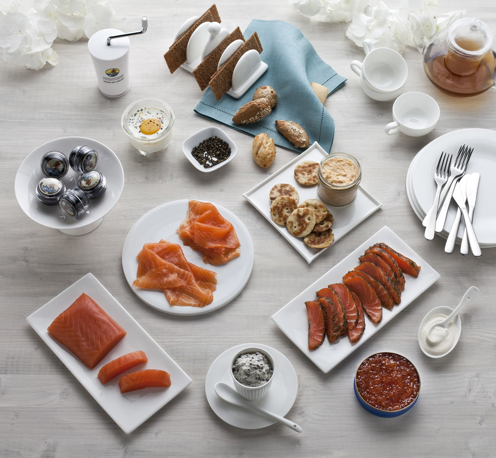 Passion for Petrossian