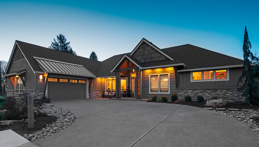 Twilight Visit -   from $75.00 when paired with a daytime real estate photography session.
