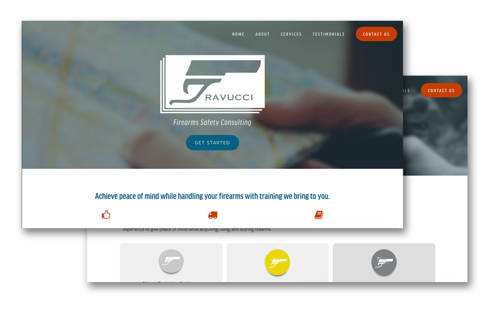 Visit the site at  travucci.com
