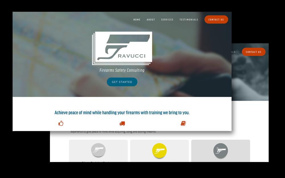 Visit the site at  travucci.com
