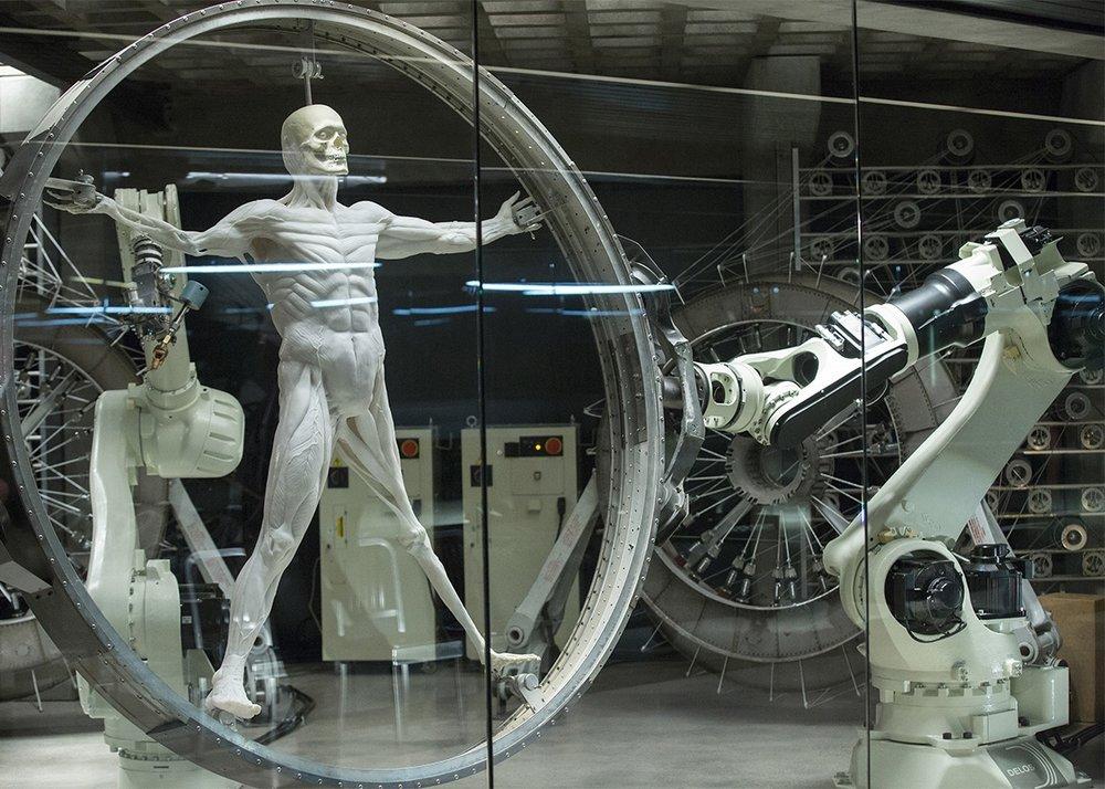 Buildin' bots in Westworld