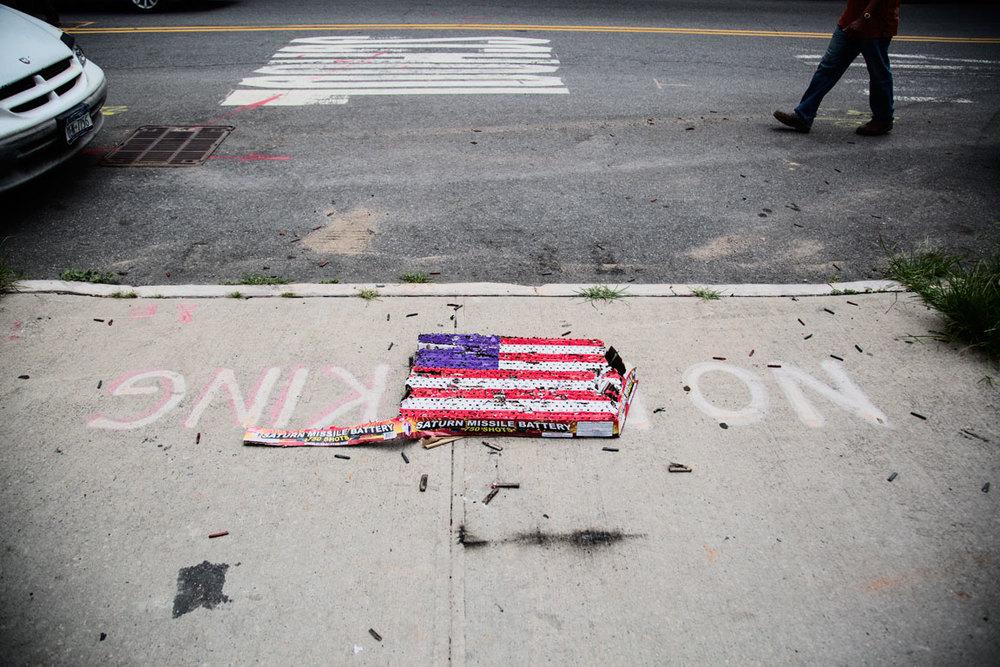 5th of July. Brooklyn, NY