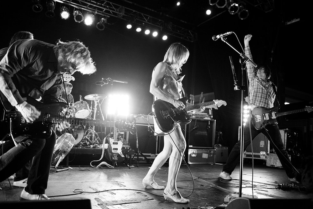Sonic Youth - on Assignment for Sound Magazine