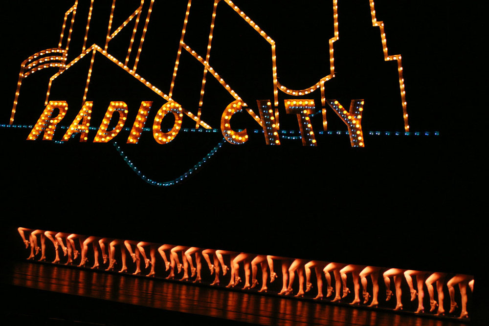 On Assignment at The Rockettes. Venues Today Magazine. New York, NY