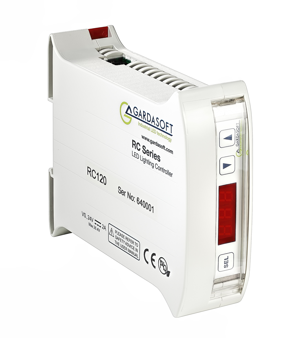 Gardasoft light controller