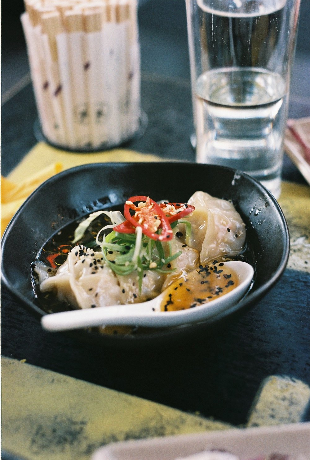Dumplings, Lucky Chans, Northbridge