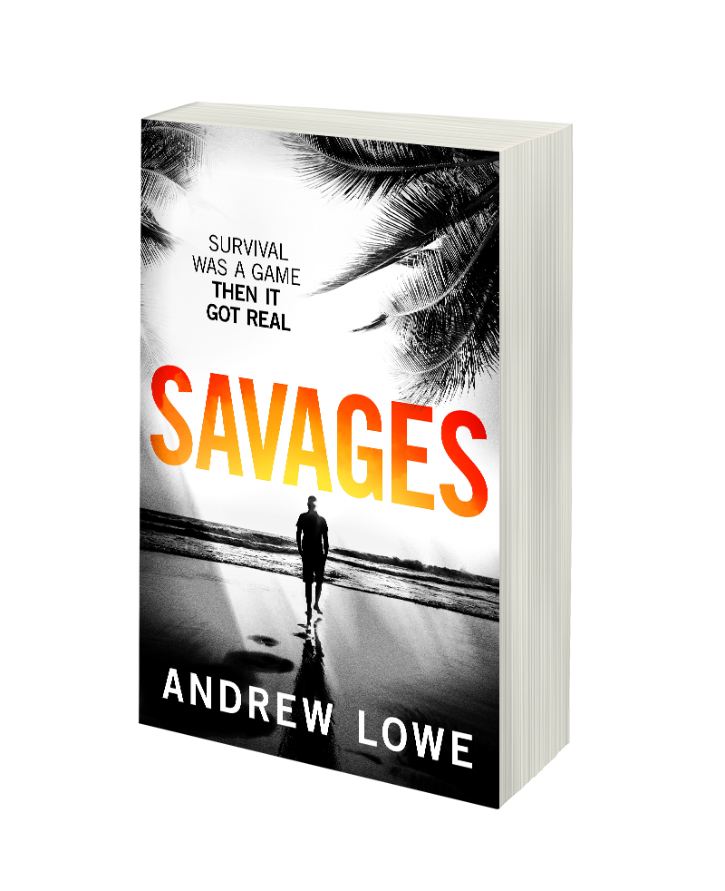 SAVAGES - WHAT IF THE HOLIDAY OF YOUR DREAMS TURNED INTO YOUR WORST NIGHTMARE?Joel Pearce is an average suburban family man looking to shake up his routine and improve himself. He wants to drink less, eat better, get running.When Joel receives an outrageous birthday gift – a 'desert island survival experience' – he views the trip as a personal challenge. Enlisting four close friends, he travels to a remote tropical paradise for three weeks of indulgence and self-discovery.But after their supplies disappear and they lose contact with the mainland, the rookie castaways start to suspect that the island is far from deserted.