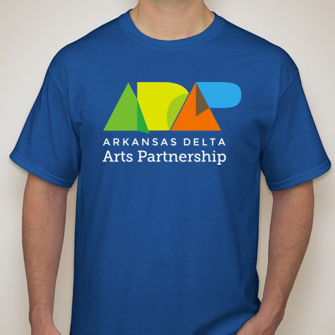 Arkansas Delta Arts Partnership  / Logo +  Website