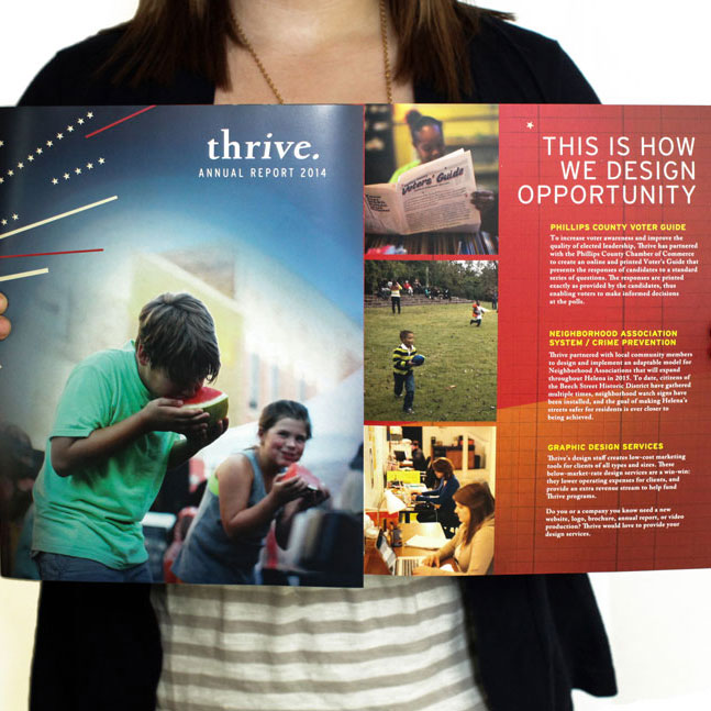 Thrive / 2014 Annual Report