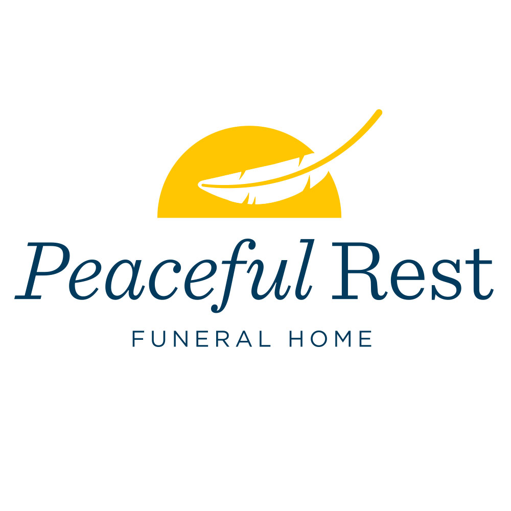 Peaceful Rest Funeral Home / Logo + Photography