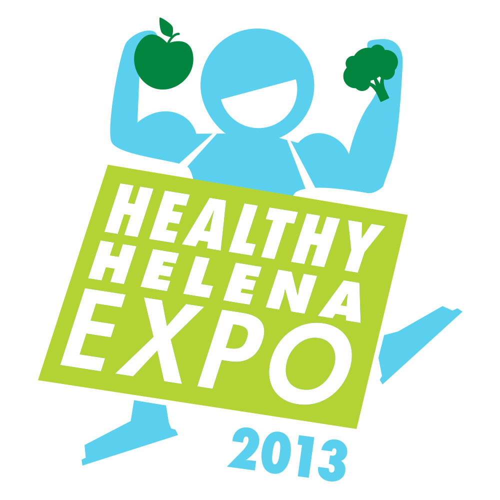 Healthy Helena Expo / Logo + T-Shirts