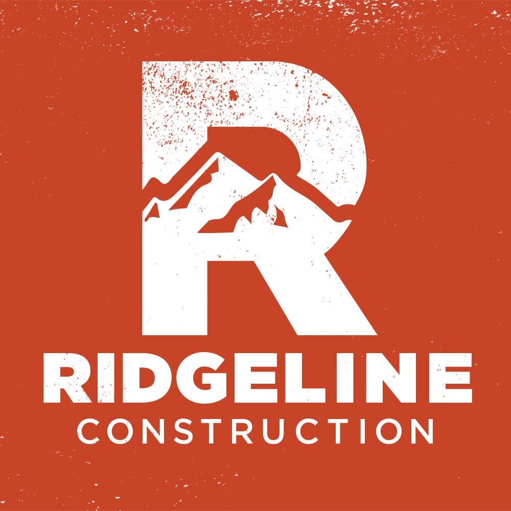 Ridgeline Construction  / Logo, Branding, & Collateral