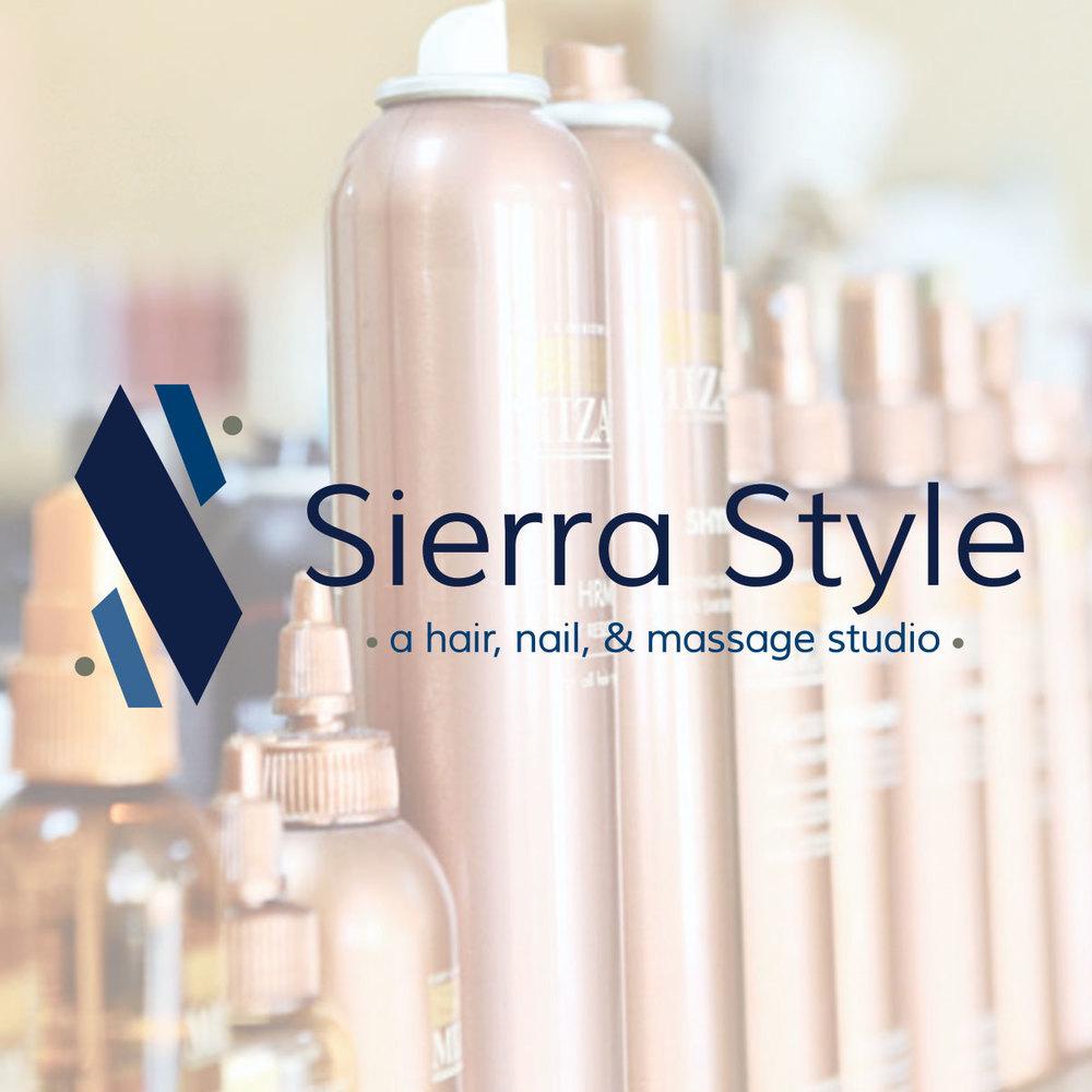 Sierra Style  / Logo, Branding, & Photography