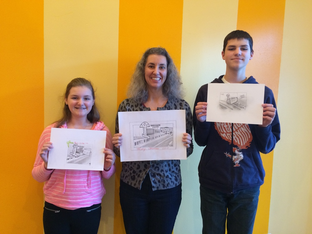 ART WORKSHOP: Historic Downtown Pencil Drawing