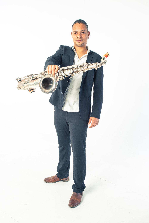 Brice - Saxophone