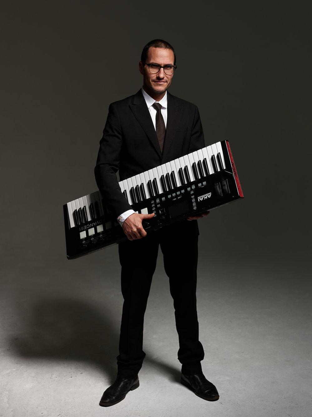 Sergio - Keyboard