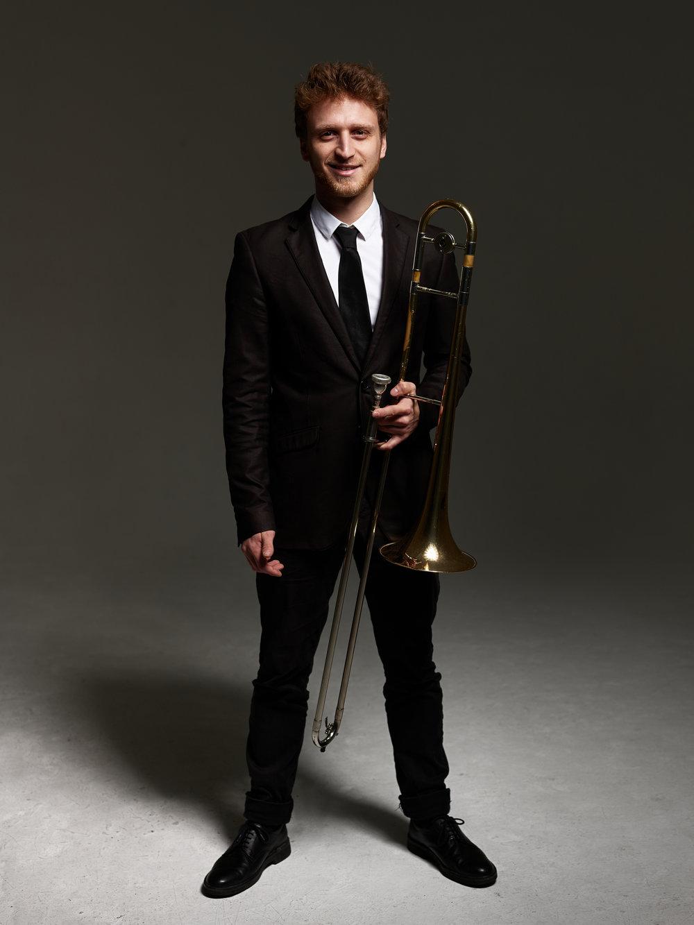 Nathan - Trombone
