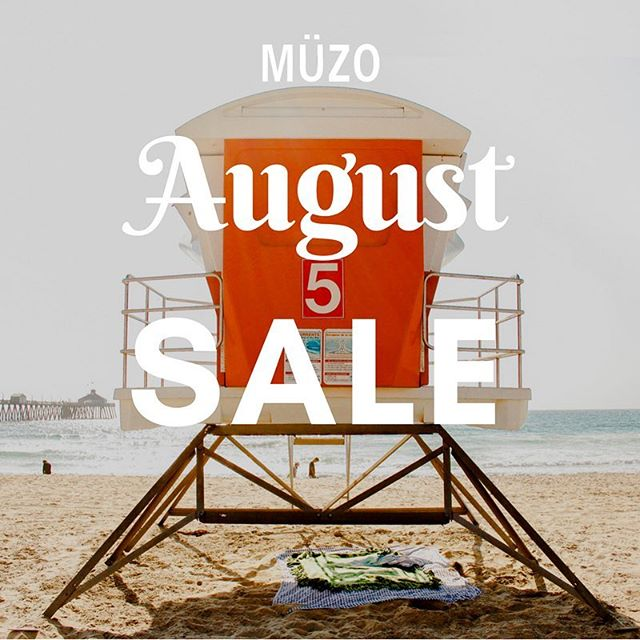 Beginning on the 1st of August MUZO is having a buy one Cobblestone, get the second one free sale!!! This deal is only a few days away and will only last while supplies are available so be prepared! Be sure to check our Instagram and Facebook page for the promo code!