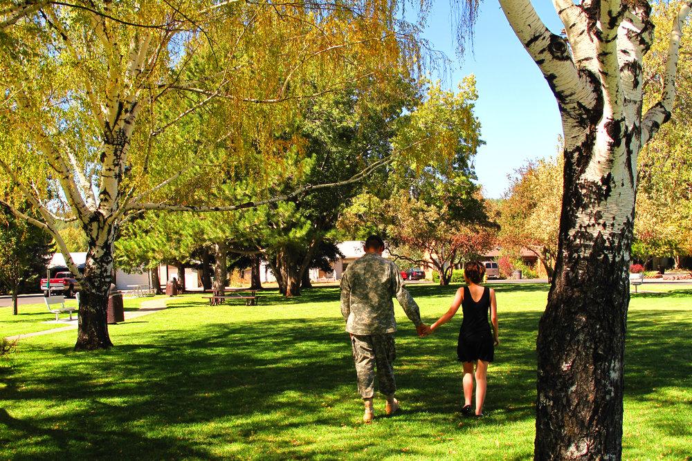 Walking The Tree Park.jpg